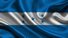 Presenting the beautiful Honduras flag