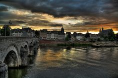 Maastricht, a place to visit more than once...