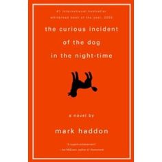 i love books with children narrators. mark haddon really nails this one even though he did not have exposure to autism prior to writing this book.