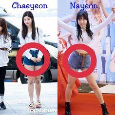 Nayeon Or Chaeyeon  Twice  #nayeon  Dia  #chaeyeon  #sana #mina #dahyun #jeongyeon #chaeyoung #tzuyu #momo #jihyo #twice #twicejyp #exo #apink #bts #girlsgeneration #girlsday #seventeen #got7 #shinee #gfriend #aoa #redvelvet #vixx #history #bigbang #2ne1 #beast #superjunior #infinite