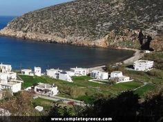 Apollonas Beach - Naxos - Cyclades - Greece