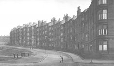 MARYHILL Oban Drive And Queen Margaret Drive Maryhill Glasgow - 1913