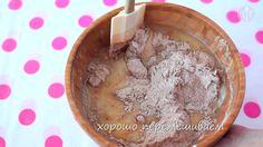 Шоколадные кексики со сливочным кремом