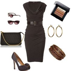 Outfit, created by dianag12 on Polyvore