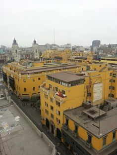 Downtown lima by millie coquis