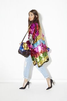 born-with-it-maybe:  sequin #ColorShowThe perfect holiday...