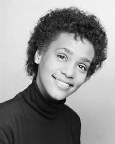 Whitney, you can back to life and sing for us for once more! (._.')