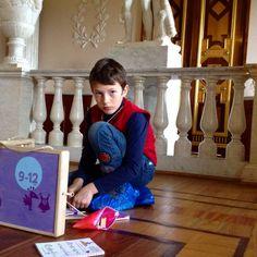 Музейные сундучки. Проект для детей и их родителей