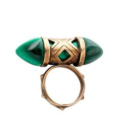 Pamela Love Cutout Ring - ShopBAZAAR