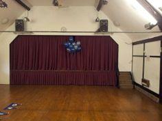 BEFORE! Ballinger village hall