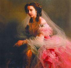 Franz Xaver Winterhalter - Anna of Prussia