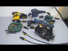 "Building a ""Plug-it"" like system for non Festool tools, using IEC 320 connecctors"