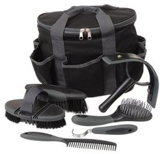 Tough-1 Great Grips 6 Piece Brush Set with Bag ** You can find more details by visiting the image link. (This is an Amazon affiliate link)