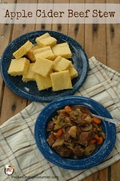 Slow Cooker Apple Cider Beef Stew Recipe on PocketChangeGourm. Slow Cooker Pressure Cooker, Slow Cooker Apples, Slow Cooker Soup, Slow Cooker Recipes, Crockpot Recipes, Aldi Recipes, Pork Recipes, Fast Recipes, Beef Stew Meat