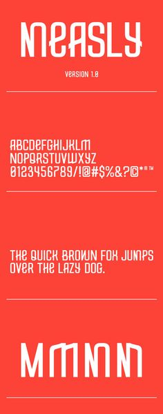Measly - Free Font