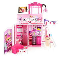 $35 Barbie Glam Vacation House