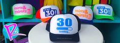 Cumpliendo 30! Personaliza tu fiesta de  cumpleaños! #cachuchaspersonalizadas #im30 #thityandthisty