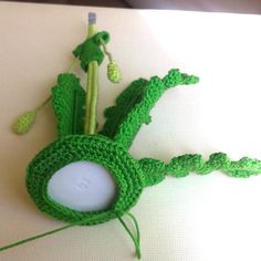 Little sunny. Knitted Flower Pattern, Crochet Bear Patterns, Knitted Flowers, Knitting Patterns Free, Flower Patterns, Crochet Crafts, Crochet Toys, Free Crochet, Knit Crochet