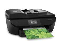 ¡Oferta Flash! Impresora multifunción HP OfficeJet 5740 e-AiO por 62,90 euros. 52% de descuento.