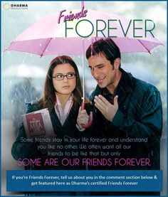 Friends Forever- Naina & Rohit