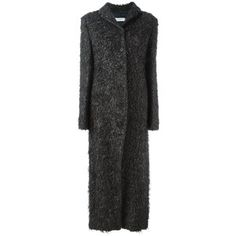 Pre-owned Romeo Gigli Vintage long shaggy coat