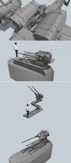 Spaceship Concept, Concept Ships, Tank Armor, Future Weapons, Sci Fi Ships, Sci Fi Weapons, Model Tanks, Weapon Concept Art, Mechanical Design