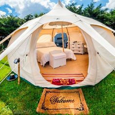 16ft Lotus Belle Tent - $2650