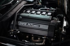 The chassis is one of the most recognizable, widely known BMW body styles, for good reason. Dave DelTorto's is one worth remembering. Bmw E30 M, Bmw 325, Bmw Engines, Engine Swap, Car Manufacturers, Hot Cars, Engineering, Racing, Bike