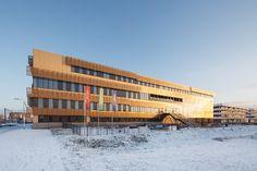 Reeshof College_Tilburg_Bo.2 architectuur