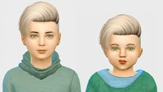 Sims 4 CC's - The Best: Ade Zayn for Kids & Toddlers by Fabienne