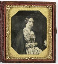 Anonymous | Harriet Frances Rowan, Anonymous, 1843 |