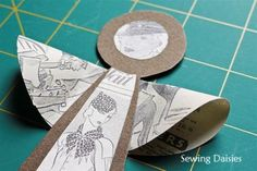 Tutorial: Paper Angels