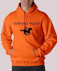 Camp Half-Blood Shirt Uni-Sex Adult T-Shirt, Hunter of Artemis ...