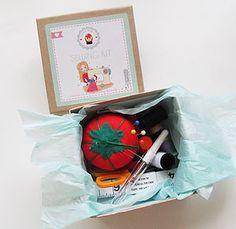 Mini Essentials Sewing Box