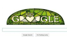In pictures: St Patrick's Day celebrations around the world Claddagh Symbol, Claddagh Rings, Celebration Around The World, Book Of Kells, Google Doodles, Patron Saints, Googie, Shades Of Green, Art Google