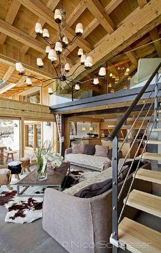 Chalet de luxe dans la station des Gêts - prestations exceptionnelles et vue panoramique - Haute-Savoie | Abritel