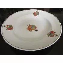 Antigo Prato Porcelana Schmidt #3292