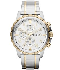 Fossil Dean Watch - Men's Watches | Buckle