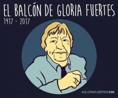 Sección monográfica en Revista MoonMagazine. Con motivo de su Centenario y en colaboración con la Fundación Gloria Fuertes.