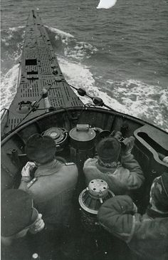 Kriegsmarine- The German U-Boats were deadly on the ocean battlefield, there were not restrictions on their area of fair game, they continuously attacked american merchant ships off the East Coast, thus bringing America into WWI.