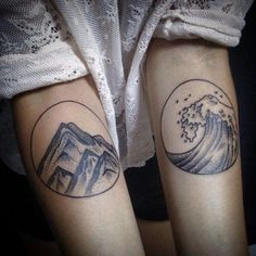 Se siete in cerca di un tattoo originale e delicato, i tatuaggi realizzati con la tecnica del puntinismo meritano senz'altro la vostra attenzione.