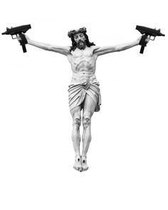 Jésus Gun.