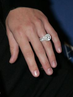 Queen Elisabeth II Prince Phillip Celebrity Engagement Rings