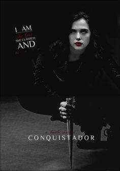 #MARSlyrics CONQUISTADOR #LLFD - via vampireacademyandbloodlines on #tumblr