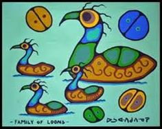 Norval Morriseau, an amazing Anishinabe artist kK Native Canadian, Canadian Artists, Native American Art, Aboriginal Education, Aboriginal Art, Woodland Art, Arte Tribal, Haida Art, Inuit Art