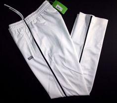 BOSS by Hugo Boss men's track joggers pants size medium NEW on SALE color black  #HUGOBOSS #athleticpants