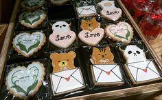 食べるのがもったいない  Ψ( ̄∇ ̄)Ψ  #valentine#gift#cookies #バレンタイン#ギフト#プレゼント#アイシングクッキー#可愛い#kawaii#cute#animal#happy#smile#goodluck#love#lover