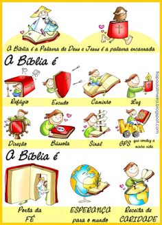 The bible is. Catholic Kids, Kids Church, Bible For Kids, Bible Crafts, Bible Stories, Bible Lessons, God Is Good, Word Of God, Sunday School