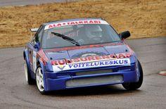 Toyota MR2 Rallycross Car