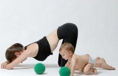 Ejercicios hipopresivos: Ponte en forma durante el posparto - Eres Mamá